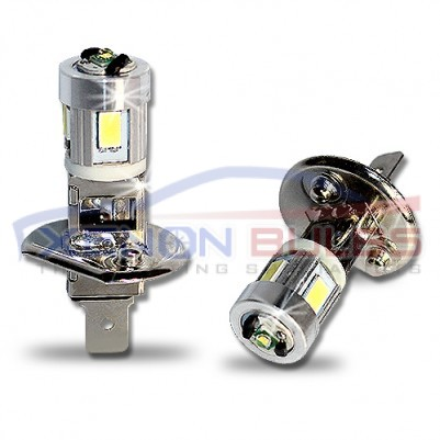 H1 5630 SMD 5W CREE FOG LIGHT WHITE SUPER BRIGHT