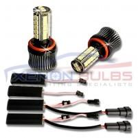 HB4 27 SMD LED FOG LIGHT BULB CANBUS ERROR FREE..