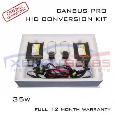 H1 35w CANBUS PRO HID XENON CONVERSION KIT