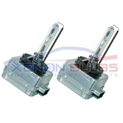 D3S XENON BULBS UPGRADE REPLACEMENT PAIR