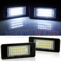 BMW 18 SMD NUMBER PLATE LIGHT UNIT E90 92 93 E70 E71 E60 61 E82 88..
