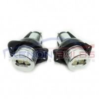 6w BMW E90 E91 LED Angel Eyes upgrade bulbs kit..