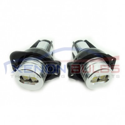 Pre LCI 05-07 10w BMW E90 E91 LED Angel Eyes upgrade bulbs kit