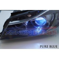 H7 35W QB PURE BLUE XENON HID BULBS SPECIAL EDITION..