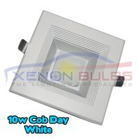 10w cob downlight + LED Driver 240v..