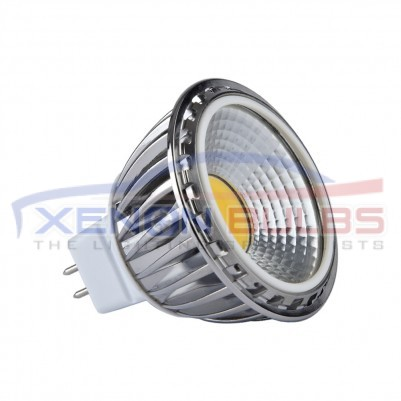5W MR16 LED Bulb, 40W Halogen Lamp Equivalent, Sharp COB