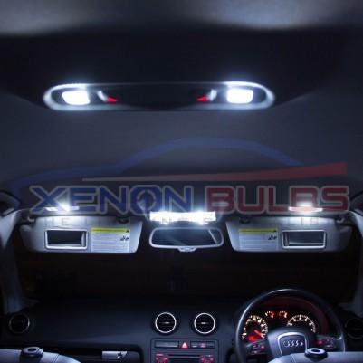 8PC AUDI A3 S3 RS3 5DR SPORT BACK INTERIOR LED KIT
