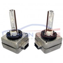 D1S XENON BULBS UPGRADE REPLACEMENT PAIR..