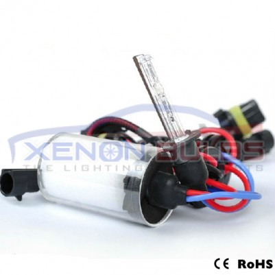 X2 H1 HID CONVERSION KIT BULBS 55W PAIR