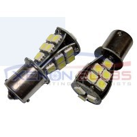 18 SMD 1156 LED CANBUS AMBER INDICATOR..