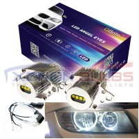 E90 E91 LCI  Halogen Lamps WHITE 40W  BMW ANGEL EYE MARKER BULBS ..