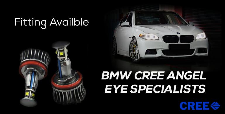BMW CREE ANGEL  EYE SPECIALISTS