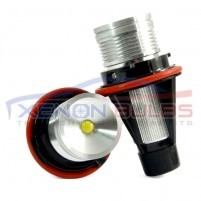 SUPER WHITE EPISTAR BMW ANGEL EYE UPGRADE MARKER BULBS KIT..