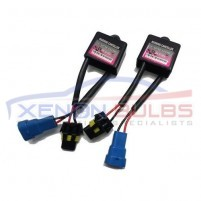 PAIR OF XENON HID BULB WARNING CANCELLERS RESISTORS CANBUS..