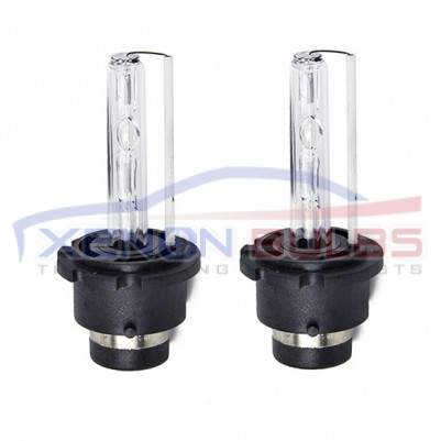 D2S XENON BULBS UPGRADE REPLACEMENT PAIR