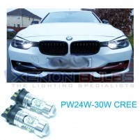 PW24W 30W CREE LED DRL DAYTIME RUNNING LIGHTS..