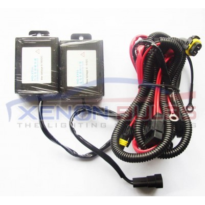 Xenon HID Super warning canceller relay HARNESS F10 Bmw Ford Focus
