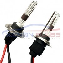 X2 H7R HID BULBS 35W PAIR ANTI-GLARE..