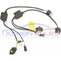 H4 HI LOW H4-3 RELAY WIRING HARNESS XENON HID CONVERSION KIT SINGLE CA..