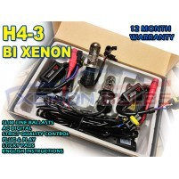 H4 35w Bi Xenon HID XENON CONVERSION KIT ..