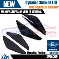 2x Sequential Dynamic Indicator Side Markers LED BMW E70 X5 E71 X6 F25..