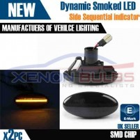 2x Sequential Dynamic Indicator Side Marker LED Mazda 5 3 2 MPV UK STO..