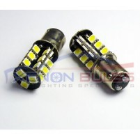 1157 BAY15D 380 Xenon 27 LED SMD..