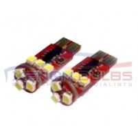 T10 9 SMD 501 W5W Canbus..
