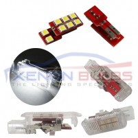8 SMD ONE SIDED 501/W5W LED ..