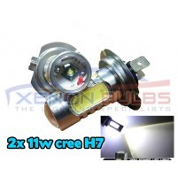 H7 CREE 11w HIGH POWER PLASMA COB..