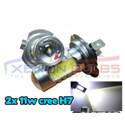 H7 CREE 11w HIGH POWER PLASMA COB