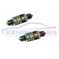 36mm 3 SMD SAMSUNG CANBUS LED'S..