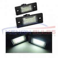 PORSHCE CAYENNE VW TIGUAN 18 SMD LED NUMBER PLATE UNIT..