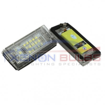BMW E46 4D 18 SMD NUMBER PLATE UNIT