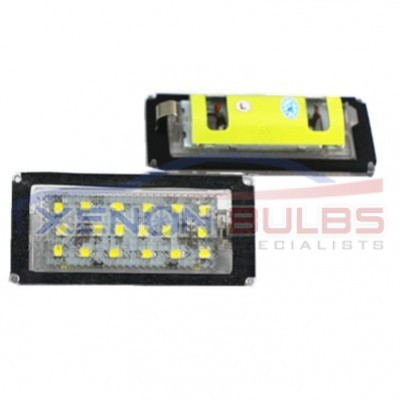 BMW E46 2D 04-06 18 SMD LED NUMBER PLATE UNIT