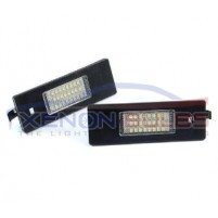 BMW 1 6 Series E81 E87 E63 E64 E85 E86 LED License Number Plate Light..