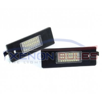 BMW 1 6 Series E81 E87 E63 E64 E85 E86 LED License Number Plate Light