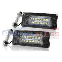 MINI R56 18SMD NUMBER PLATE UNITS..