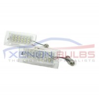 BMW X5 E53 18 SMD NUMBER PLATE  UNIT..
