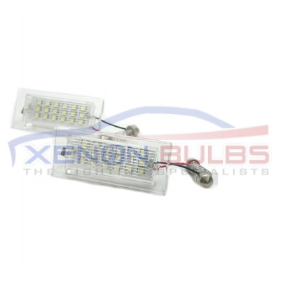 BMW X5 E53 18 SMD NUMBER PLATE  UNIT