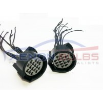 2010 RANGE ROVER L322 LED HEADLIGHT FACELIFT CONVERSION PLUGS..