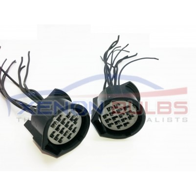 2010 RANGE ROVER L322 LED HEADLIGHT FACELIFT CONVERSION PLUGS