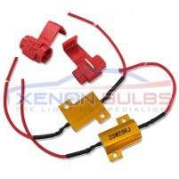 25W 6ohm LED CANBUS FREE - LOAD RESISTOR KIT..