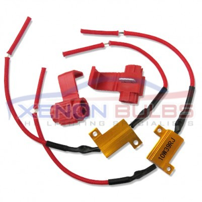 10W LED CANBUS FREE - LOAD RESISTOR KIT